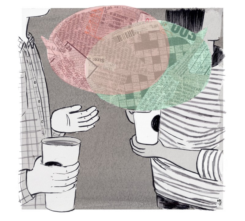 Editorial Illustration - She does the City Mariel Ashlinn 2017