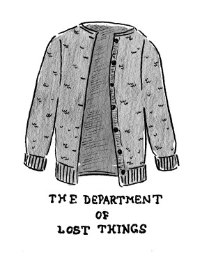 department of lost things