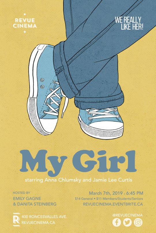 MarielKelly_MyGirl_Poster