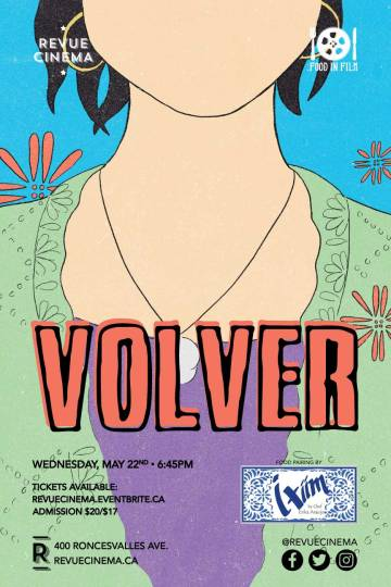 Volver-Poster